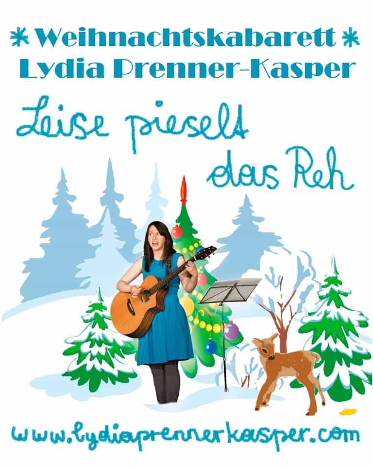 Programm Leise pieselt das Reh Lydia Prenner-Kasper