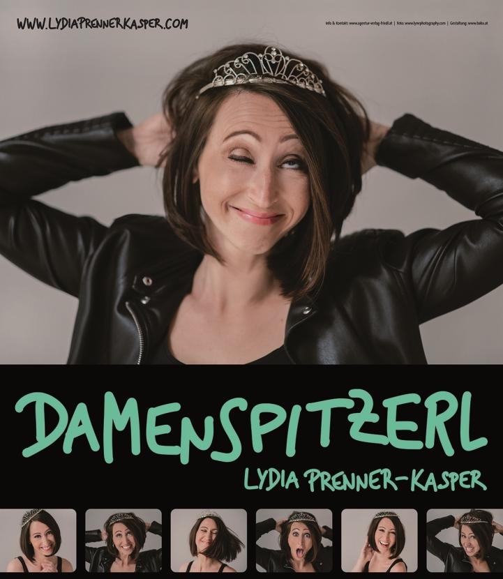 Programm Damenspitzerl Lydia Prenner-Kasper